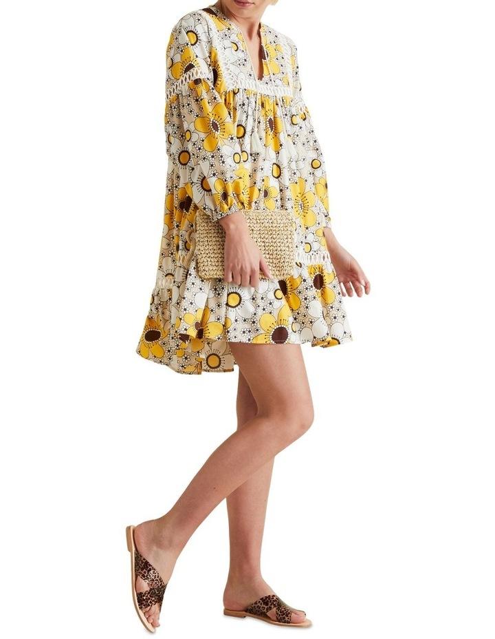 Retro Floral Dress image 2