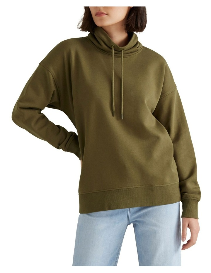Funnel Neck Sweat image 1