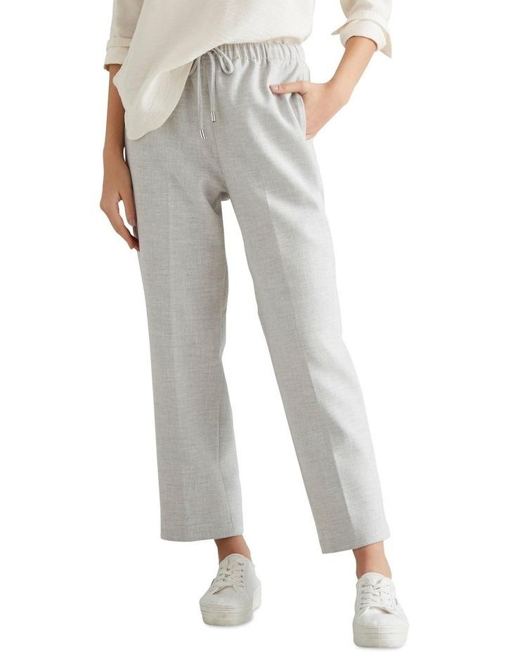 Slim Leg Drawcord Pant image 1