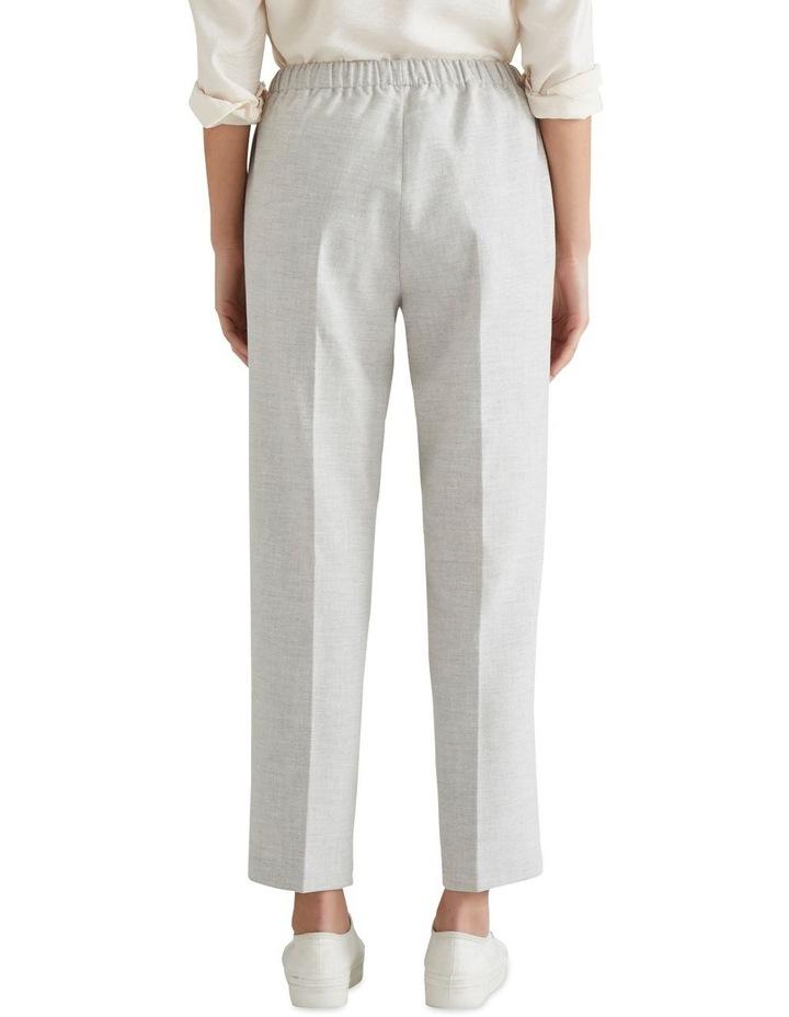 Slim Leg Drawcord Pant image 3
