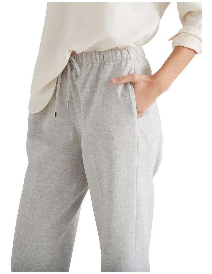 Slim Leg Drawcord Pant image 4