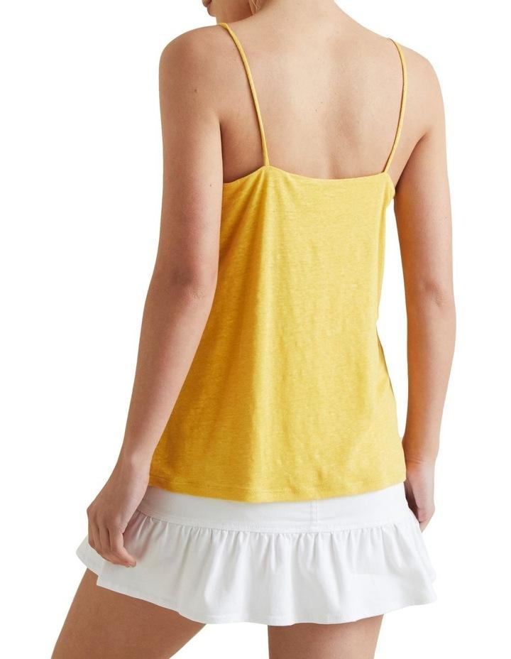 Easy Linen Singlet image 3