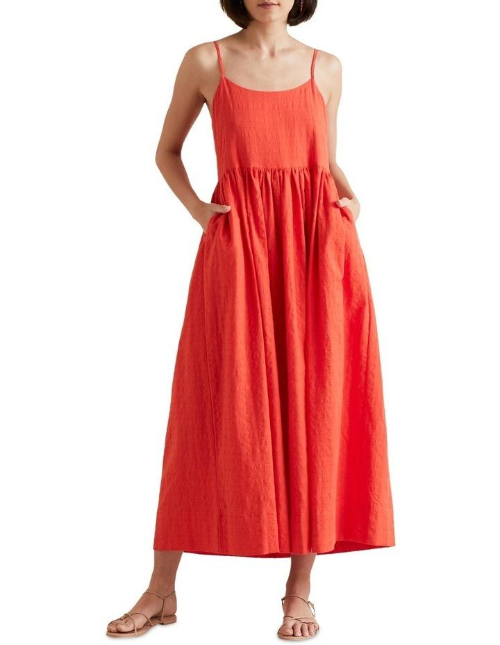 Self Check Midi Dress image 1