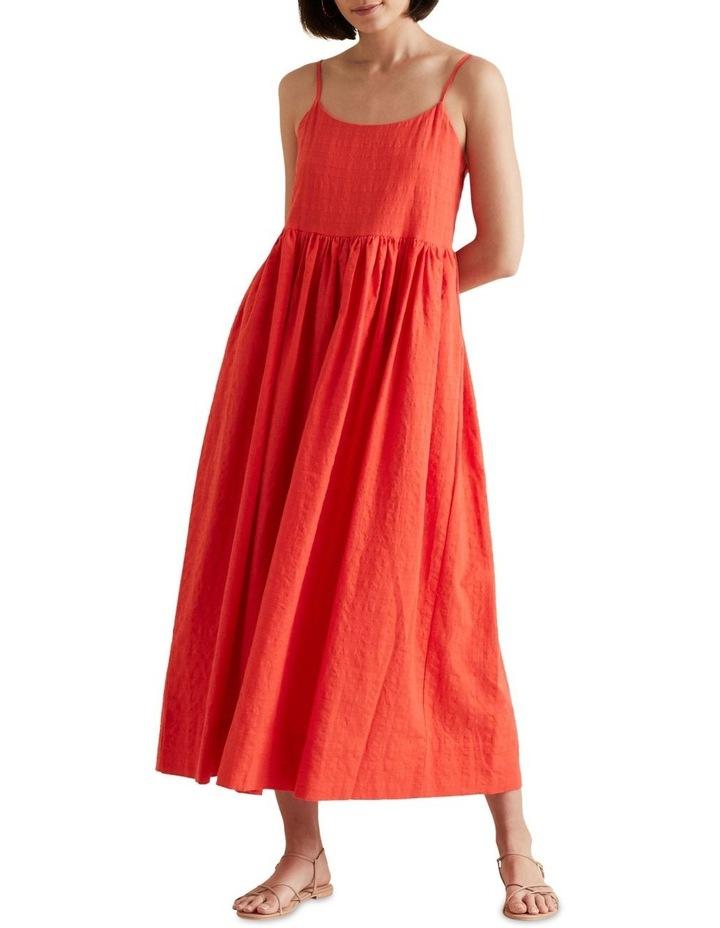 Self Check Midi Dress image 2