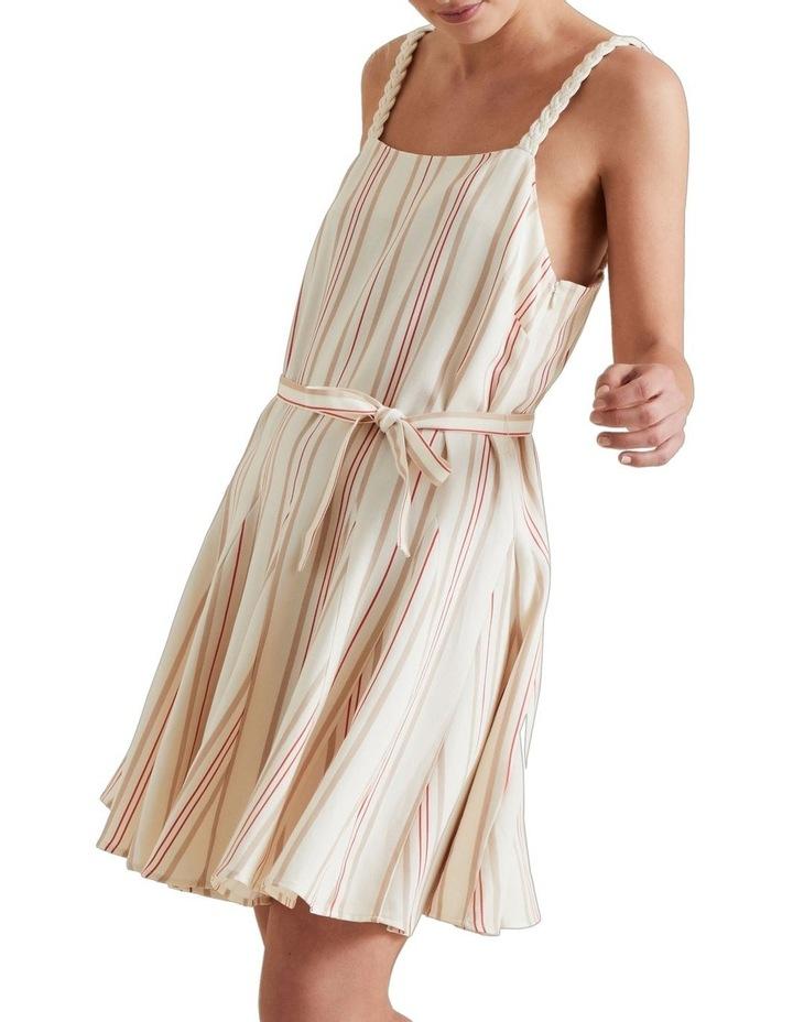 Striped Swing Dress image 1