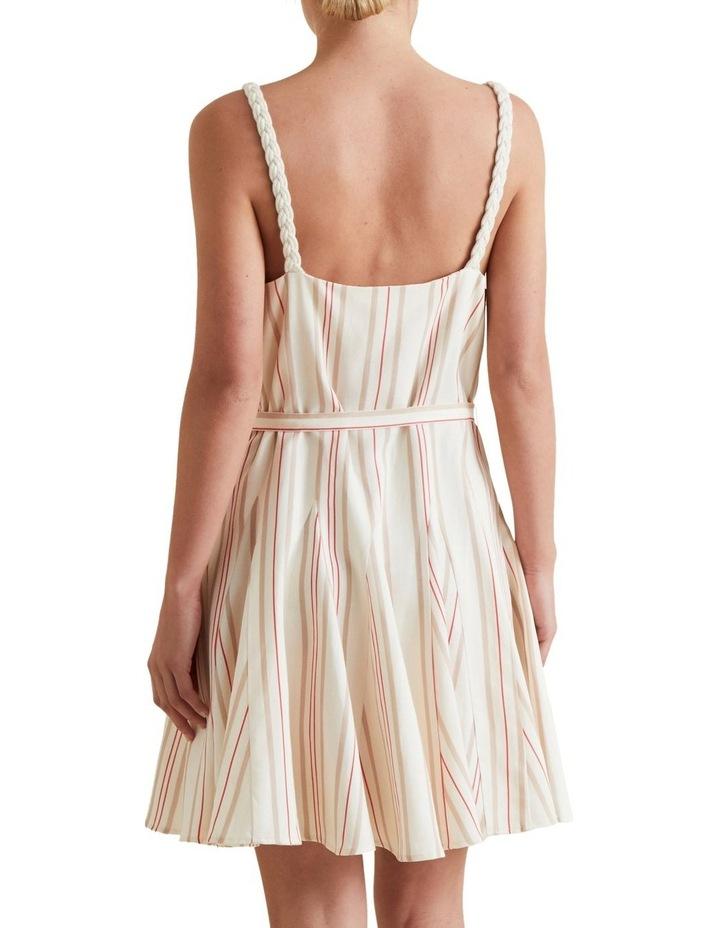 Striped Swing Dress image 3