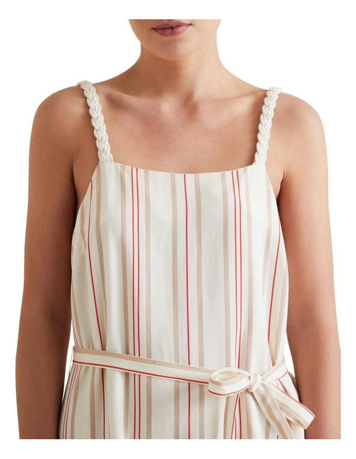 Striped Swing Dress image 4