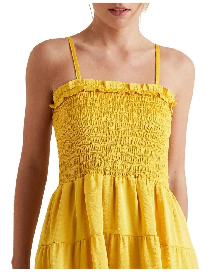 Textured Stripe Mini Dress image 4