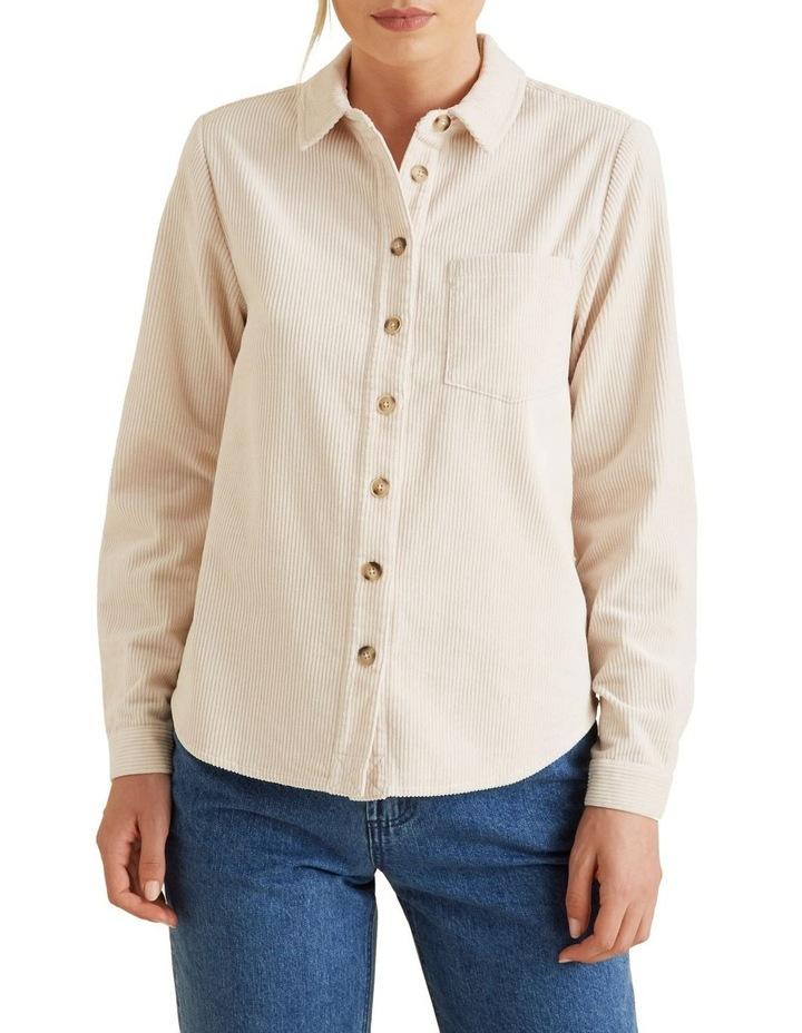 Corduroy Shirt image 1