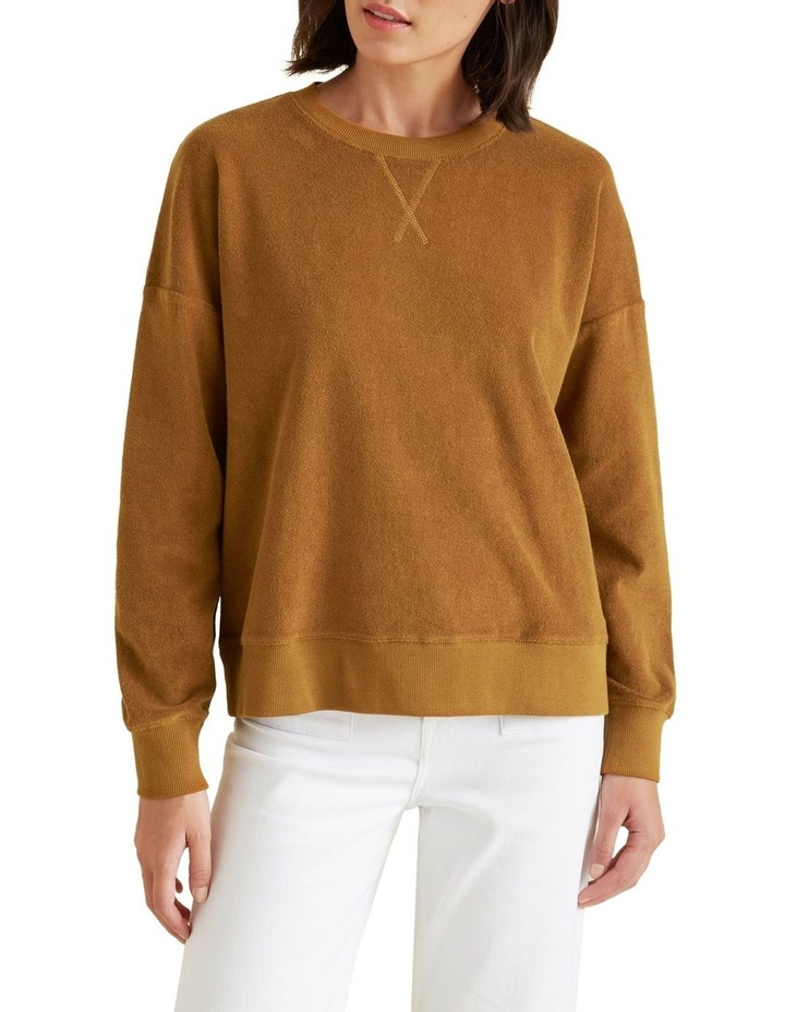Comfy Terry Sweater image 1