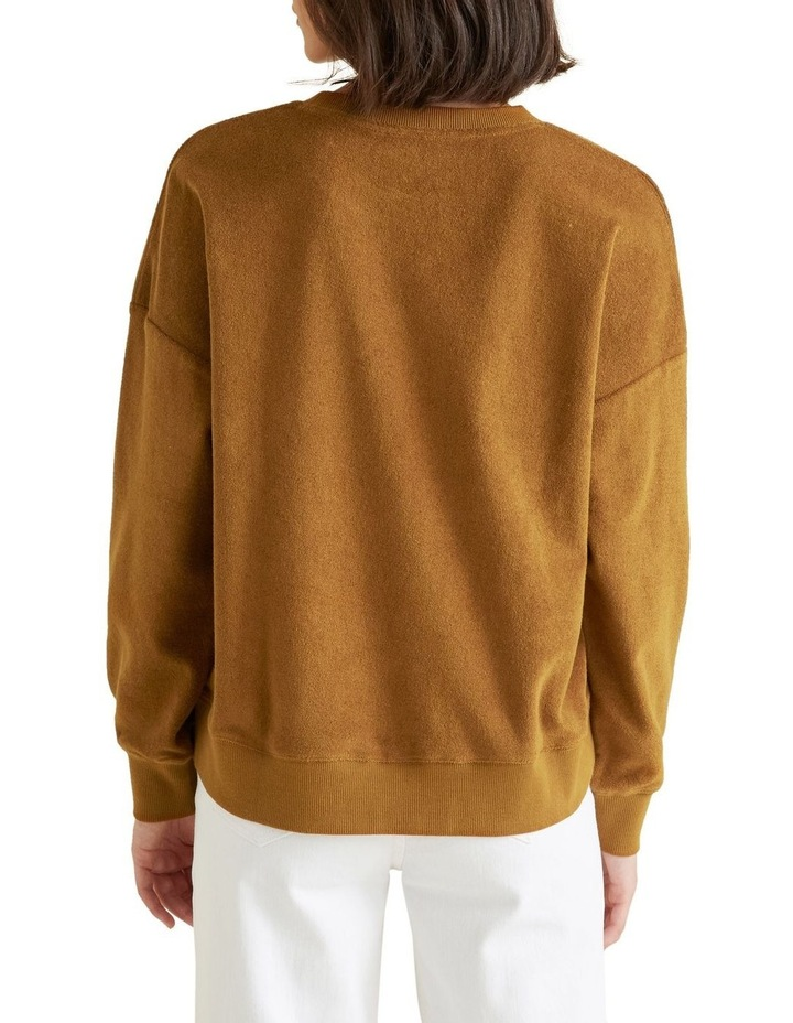 Comfy Terry Sweater image 3