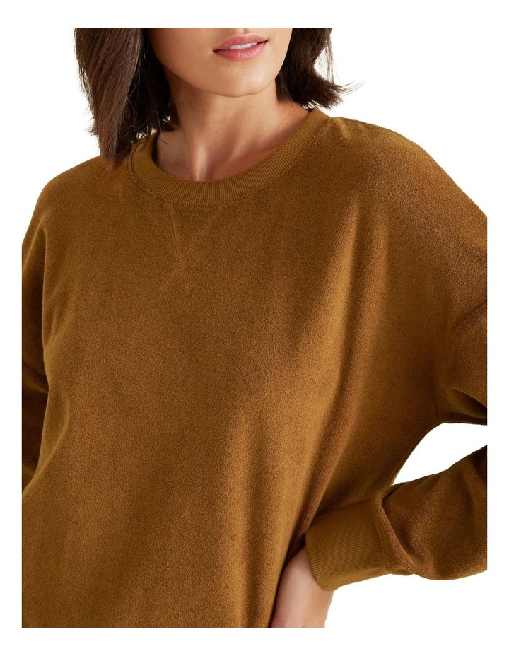Comfy Terry Sweater image 4