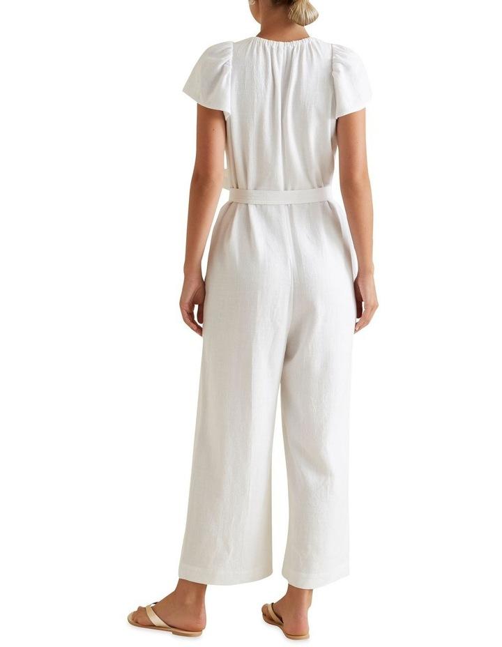 Frill Sleeve Jumpsuit image 3