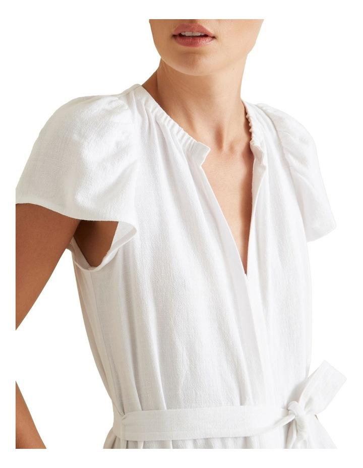 Frill Sleeve Jumpsuit image 4