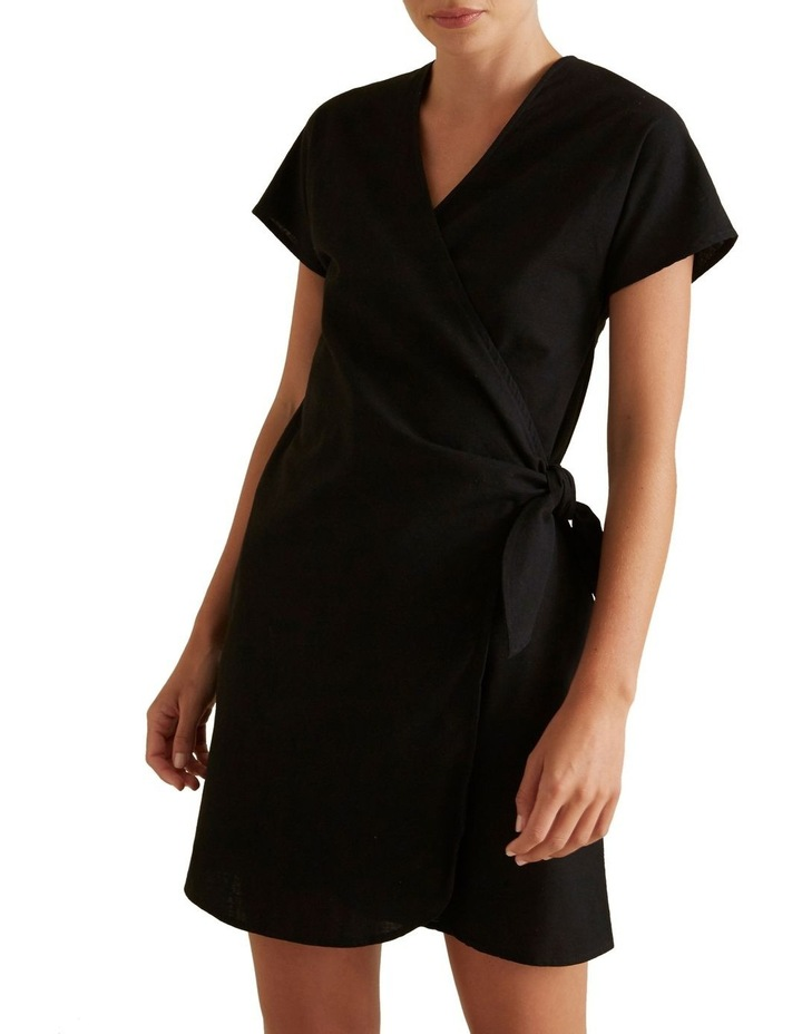 Wrap Around Mini Dress image 1