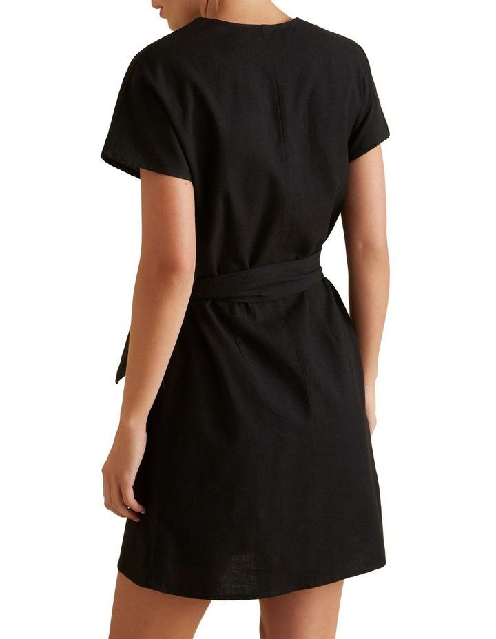 Wrap Around Mini Dress image 3