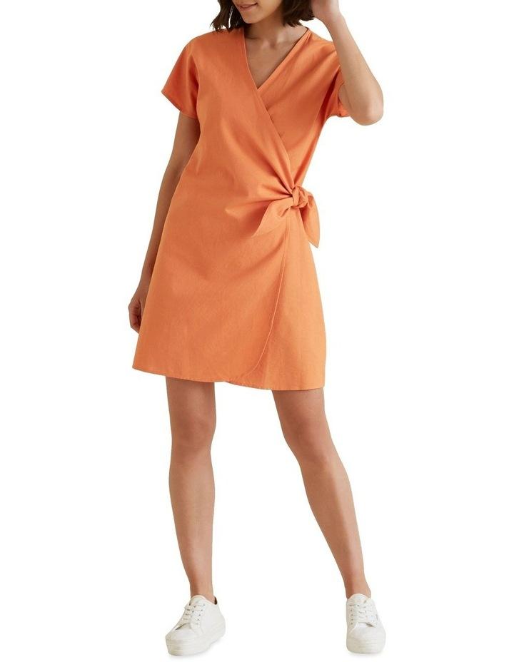 Wrap Around Mini Dress image 2