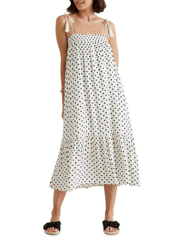 Crinkle Spot Dress image 1