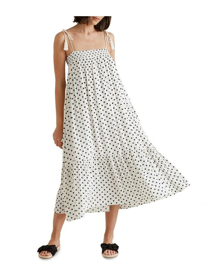 Crinkle Spot Dress image 2