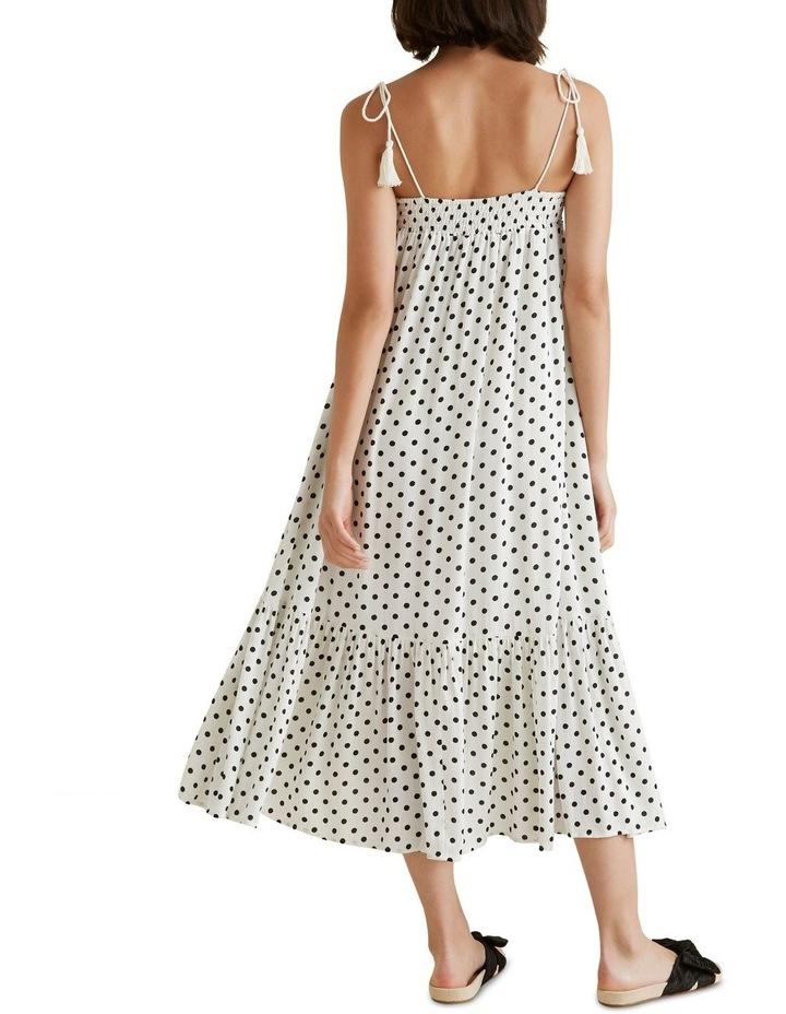 Crinkle Spot Dress image 3