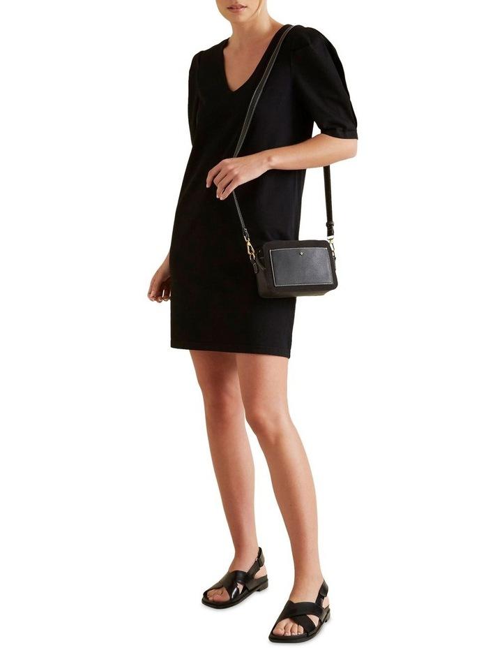 Mini Puff Sleeve Dress image 2