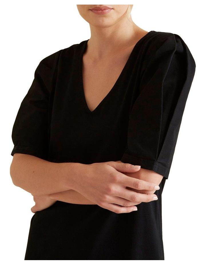 Mini Puff Sleeve Dress image 4