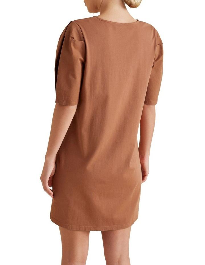Mini Puff Sleeve Dress image 3