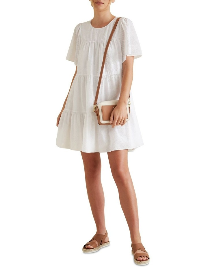 Floaty Textured Dress image 2