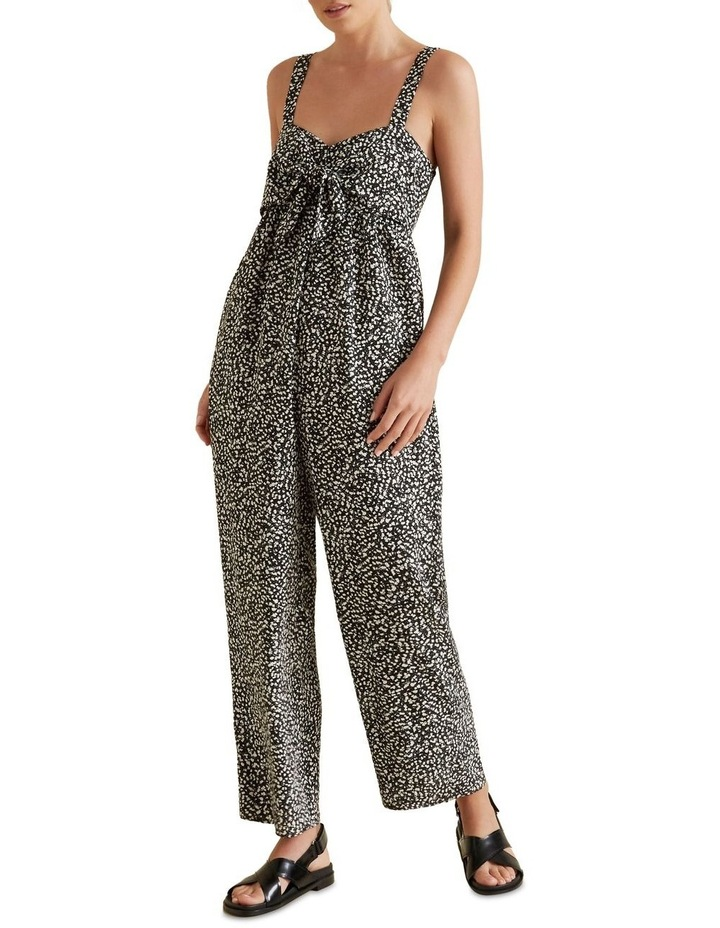 Bow Front Animal Jumpsuit image 2