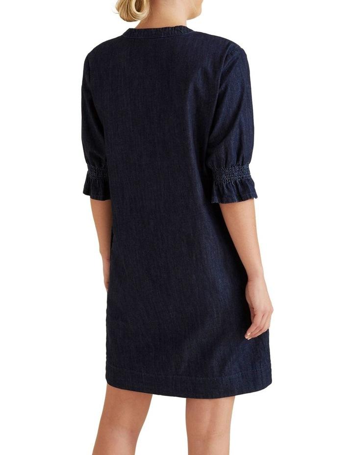 Chambray Dress image 3