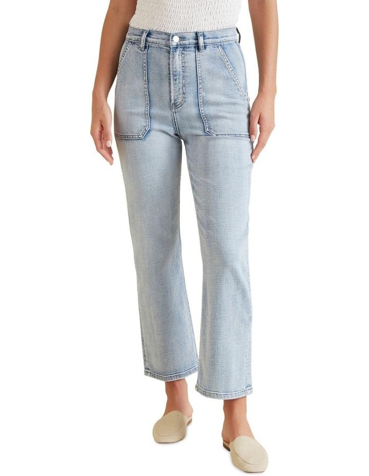 Patch Pocket Jean image 1