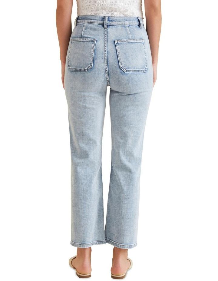 Patch Pocket Jean image 3