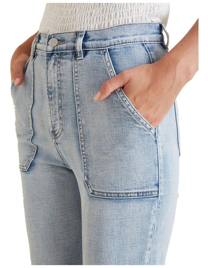 Patch Pocket Jean image 4