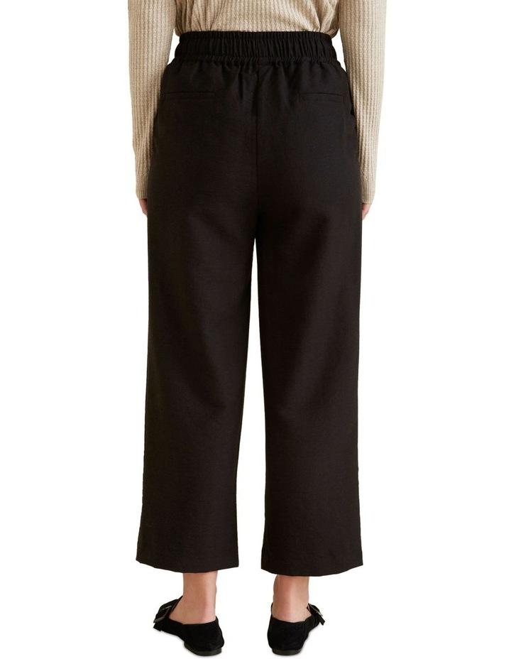 Wide Leg Drawstring Pant image 3