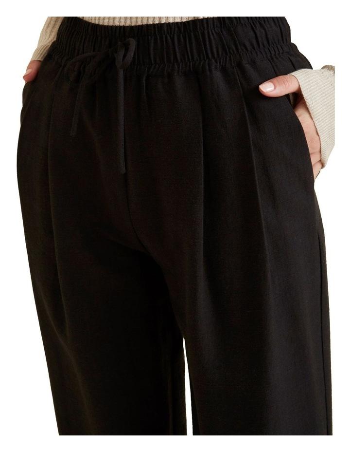 Wide Leg Drawstring Pant image 4