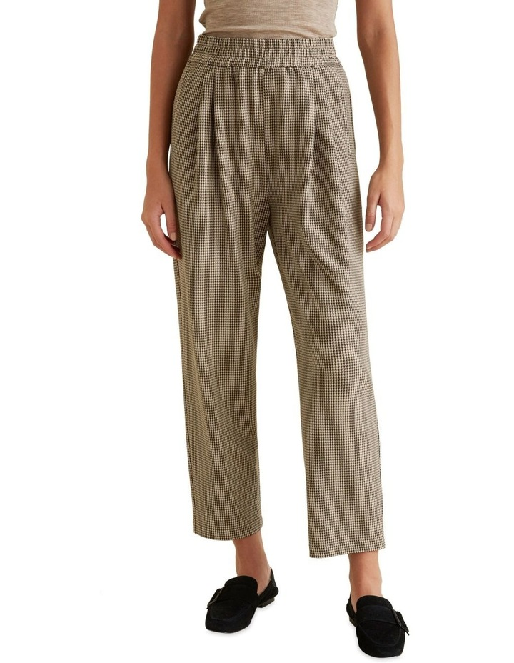 Multi Houndstooth Pant image 1
