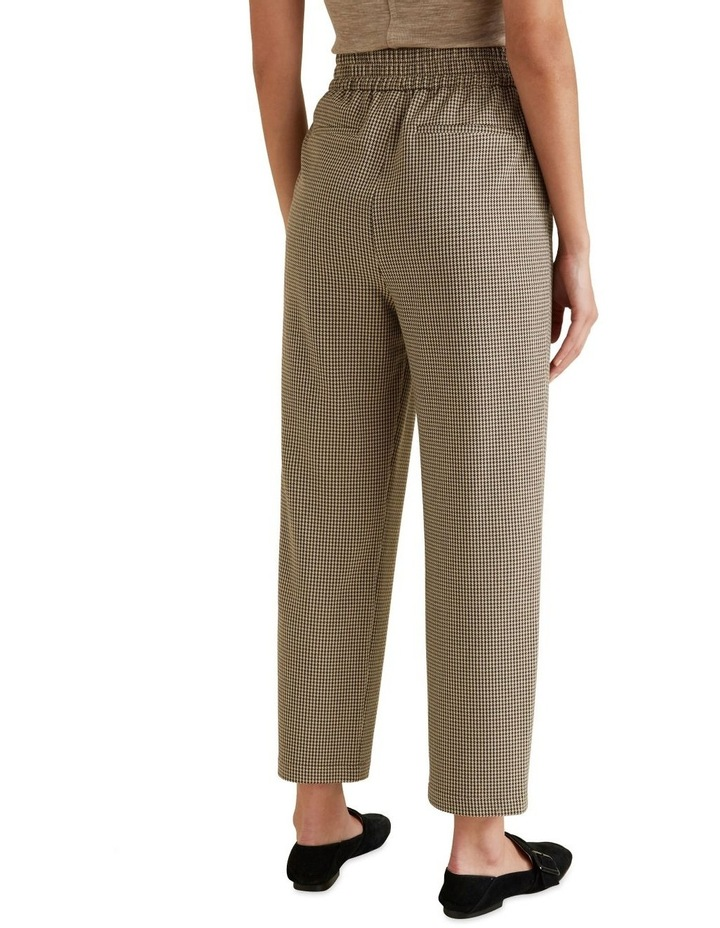 Multi Houndstooth Pant image 3
