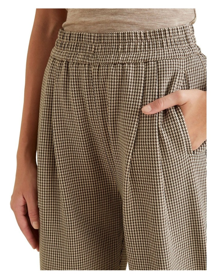 Multi Houndstooth Pant image 4