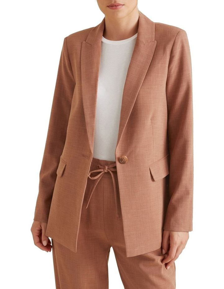 Relaxed Blazer image 1