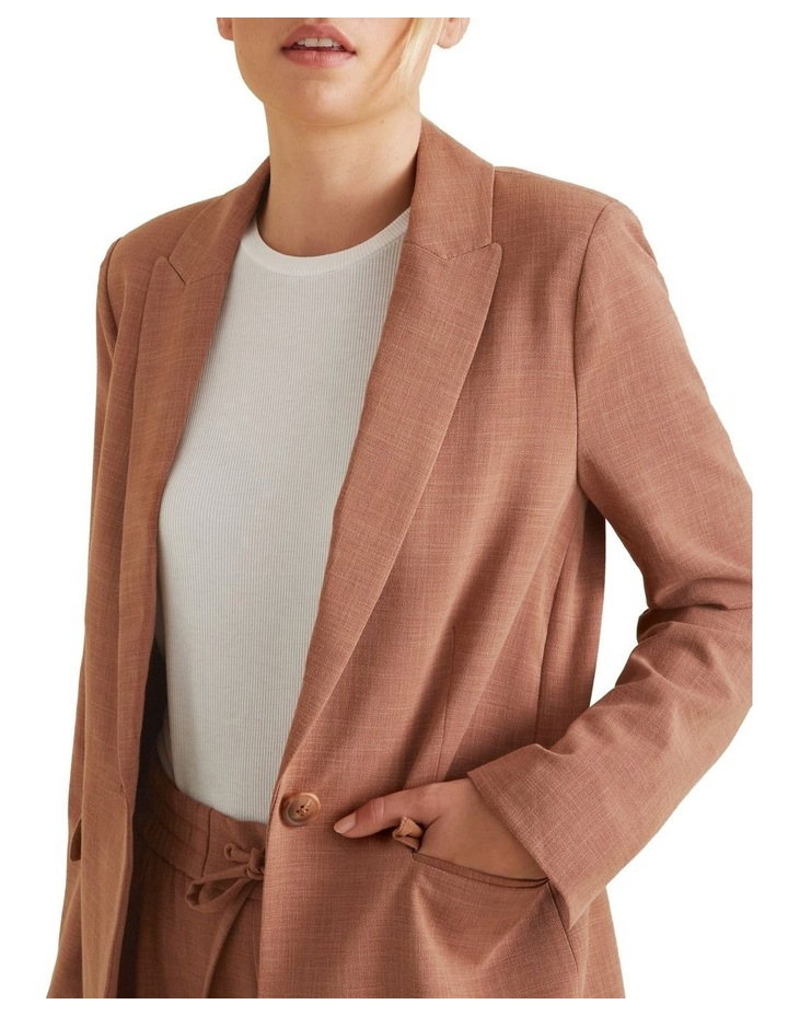 Relaxed Blazer image 4