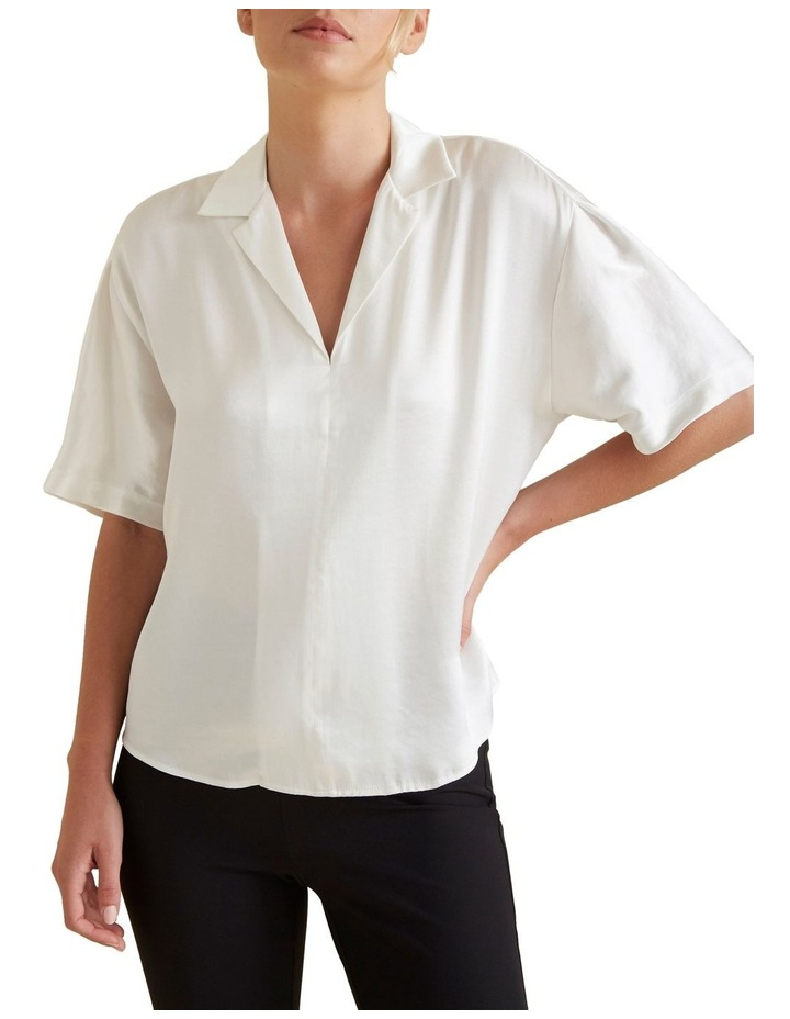 Unstructured Blouse image 1