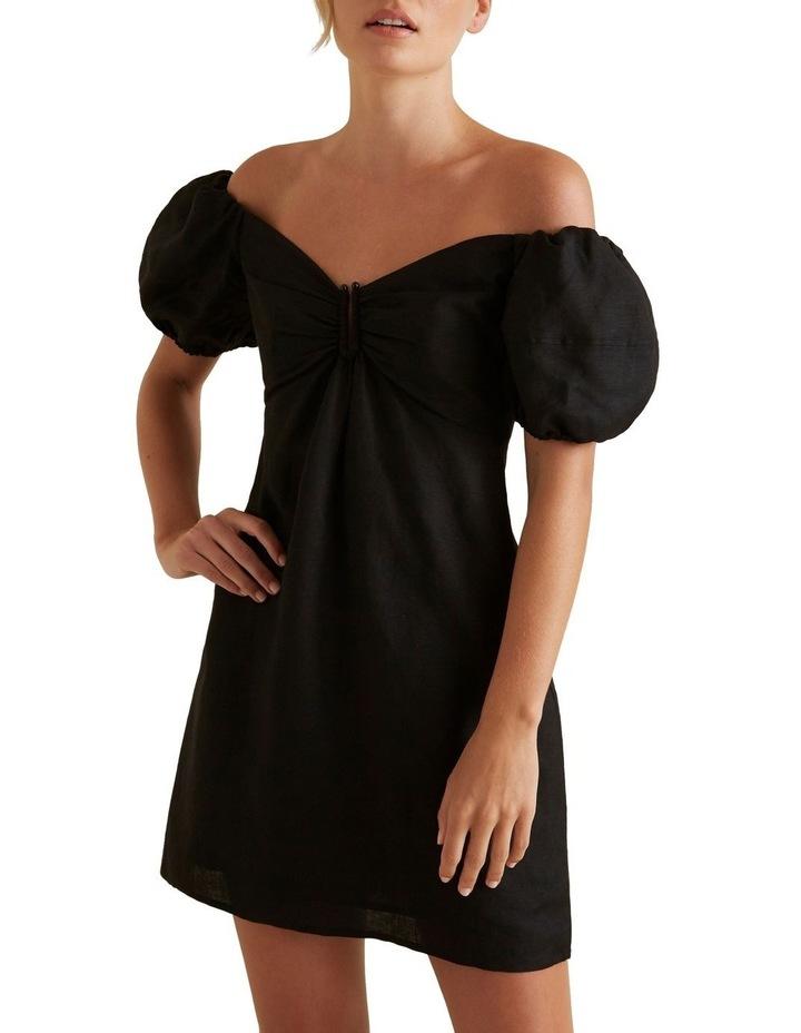 Off Shoulder Mini Dress image 1