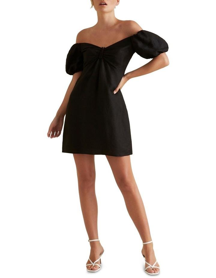 Off Shoulder Mini Dress image 2