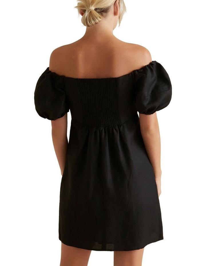 Off Shoulder Mini Dress image 3