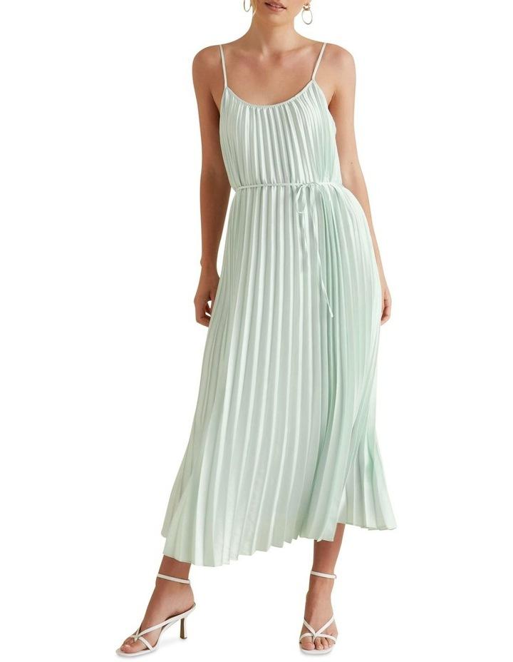Pleated Maxi Dress image 2