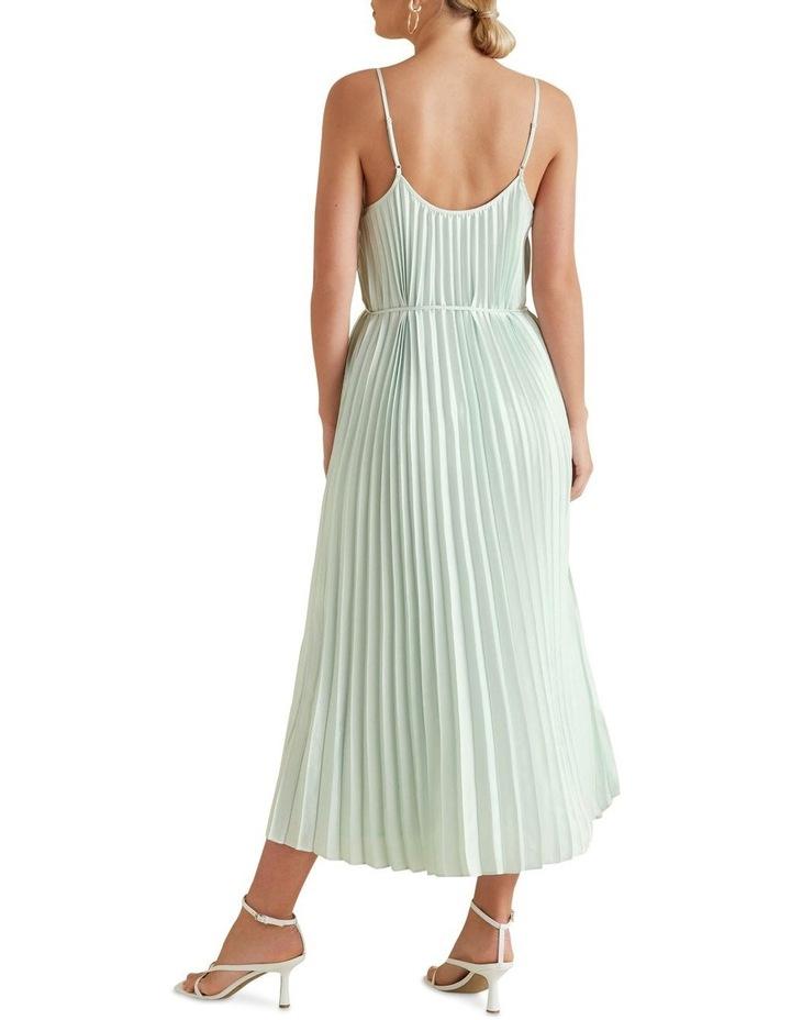 Pleated Maxi Dress image 3