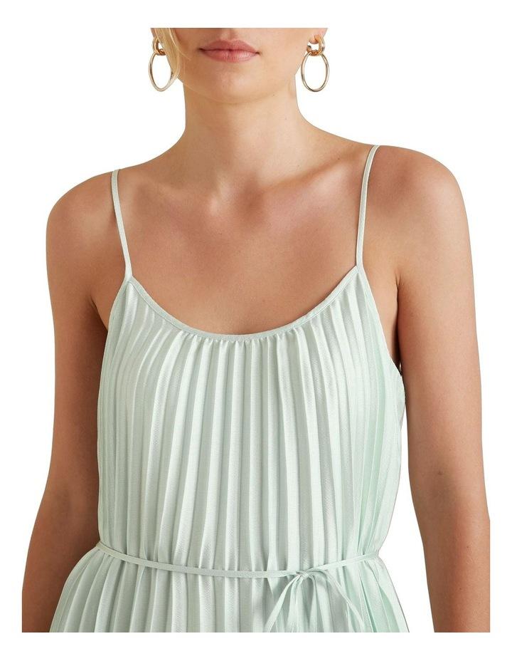 Pleated Maxi Dress image 4