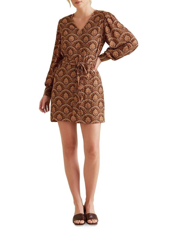 Paisley Mini Dress image 2