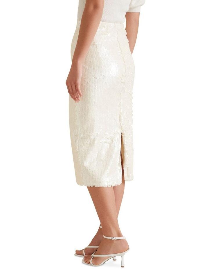 Sequin Midi Skirt image 3