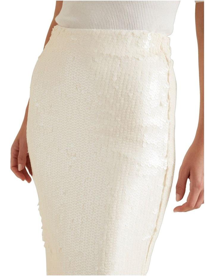 Sequin Midi Skirt image 4